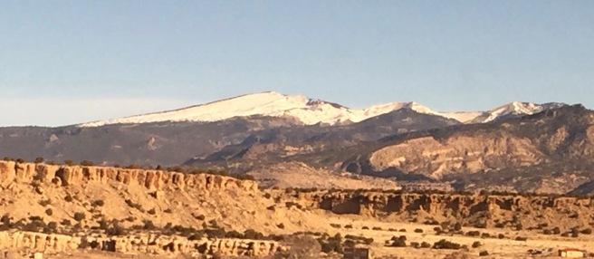 Day Two: Sandia Mountains, N.M.